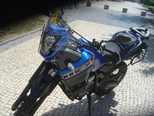 Yamaha Tenere XTZ660